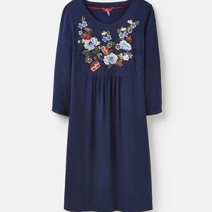 Joules Alison Long Sleeve Dress 12